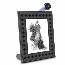 Tính năng camera ngụy trang khung hình với camera mini siêu nhỏ Full HD