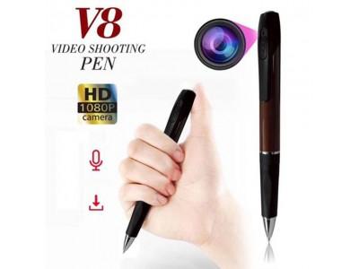 Bút camera siêu nhỏ V8 Full HD Thế Hệ Mới