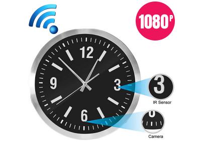 Camera ngụy trang đồng hồ treo tường wifi DW795 - Full HD