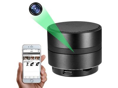 Camera mini siêu nhỏ wifi kết nối nội mạng cục bộ MINGYY 4K Loa Bluetooth