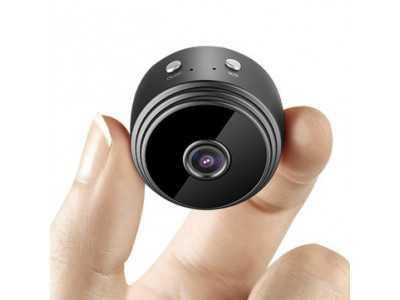 Camera Wifi Mini siêu nhỏ A9 có hồng ngoại quay đêm