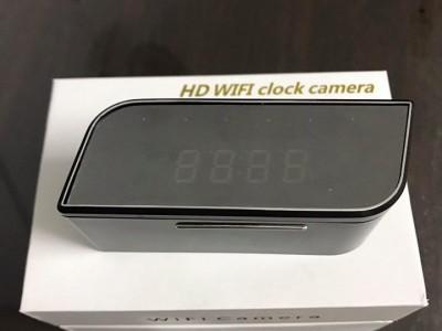 Đồng hồ camera ngụy trang wifi