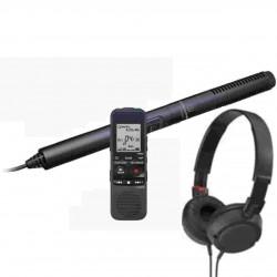 Máy ghi âm chuyên nghiệp Sound Pro III sản phẩm lọc âm thanh tốt nhất hiện nay