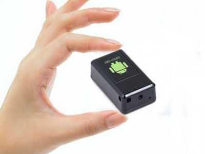 Máy nghe lén siêu nhỏ Mini a8