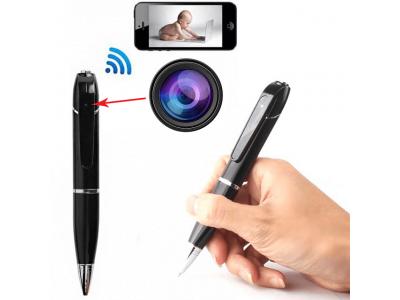 Bút camera wifi hỗ trợ xem từ xa H264