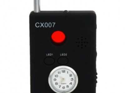 Máy phát hiện nghe lén, nghe trộm CX007