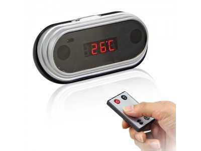 Đồng hồ camera siêu nhỏ để bàn HD Q1
