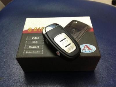 Móc khóa camera Audi S818