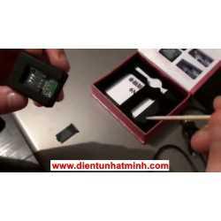 Hướng dẫn sử dụng máy nghe lén