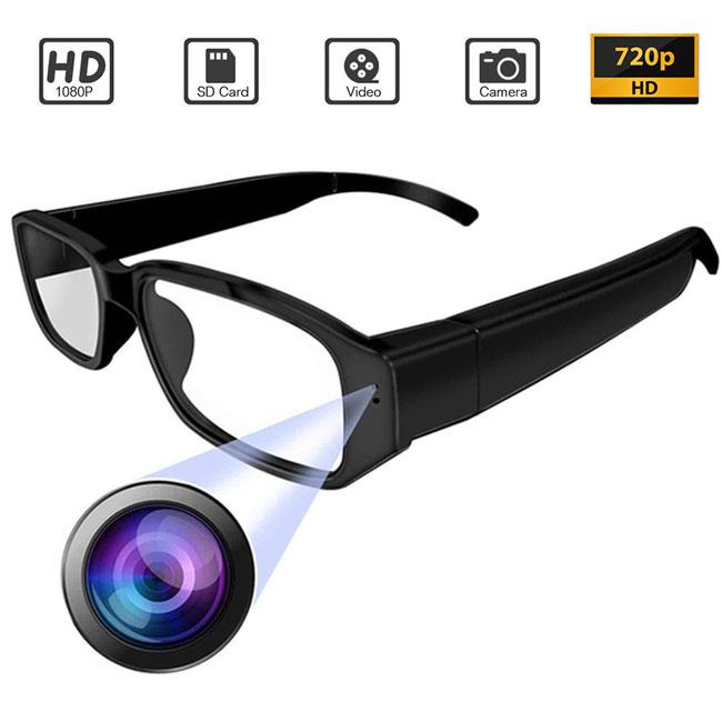 mắt kính camera full hd