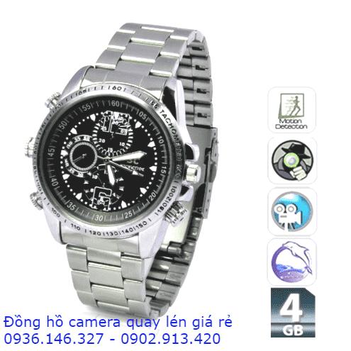 đồng hồ camera 4k tphcm