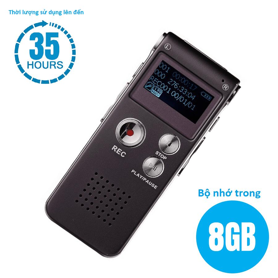 máy ghi âm  rv11 pro 8gb chính hãng giá rẻ