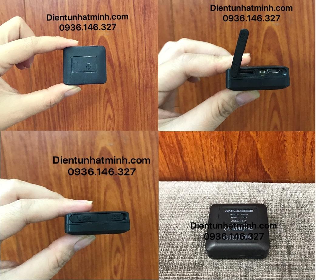thiết bị nghe lén n9